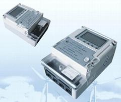DDSY-10AB系列單相電子式載波預付費電能表