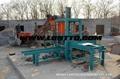QTY3-35 Semi-automatic Concrete Block Machine cement brick machine