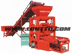 LMT4-28 Paving Brick Making Machine hollow block machine