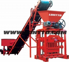 LMT4-35 Small Brick Making Machine