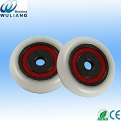 Aluminum windows and doors roller pulley 605RS