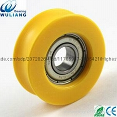 Newest high precision 698z POM roller wheel  Fitness equipment wheel