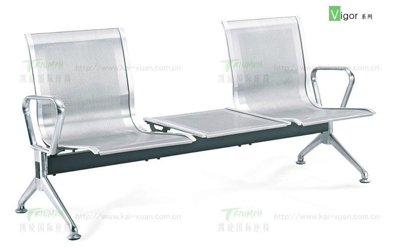 不鏽鋼機場椅 1