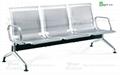 不鏽鋼機場椅 4