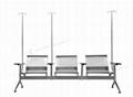 不鏽鋼輸液椅 2