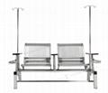 不鏽鋼輸液椅 4