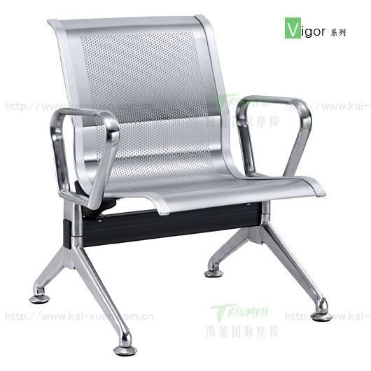 不鏽鋼機場椅 3