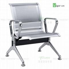 單人位不鏽鋼座椅