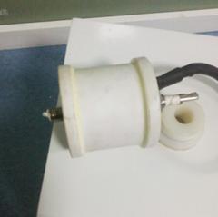 碎石機放電管