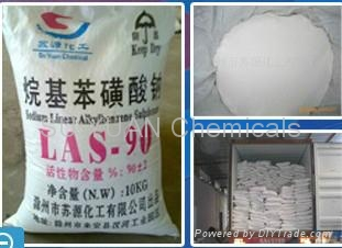 十二烷基苯磺酸钠(LAS SDBS) 2