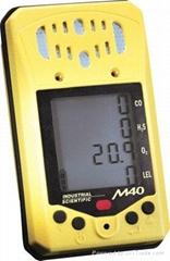 濟南英思科四合一氣體檢測儀M40