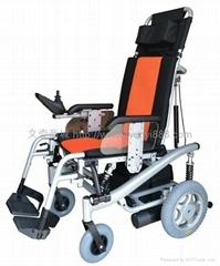 豪华舒适型电动轮椅TY8788