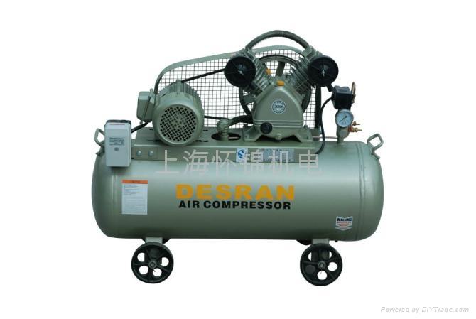 上海德斯兰干式无油螺杆空压机 3