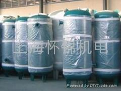 上海{申江}牌储气罐,质量稳定,物美价廉