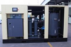 上海德斯兰DSR-180A,132kw螺杆空压机维修保养