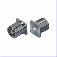 din 7/16 rf coaxial connector for cable or pcb