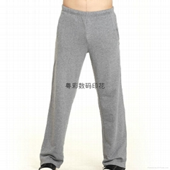 Women's sports casual cotton pants yoga pants