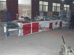 CHZD -600J  Fully Automatic Soft Handbag Bag Making Machine