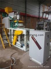 Film blowing Machine For PP(polypropylene) Strain Bag CHSJ--40/45/50/60F