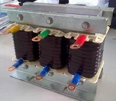 变频器输入进线电抗器三相380V厂家销售