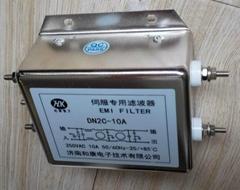 单相交流伺服专用滤波器HK和康DN2C-10A