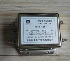 HK伺服專用濾波器三相380V交流噪聲淨化DN3C-10A-F