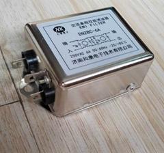 和康單相交流220V電源濾波器DN2C-6A10A20A