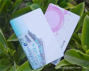 非接觸式IC卡製作 5