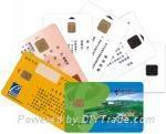 接触式IC卡制作