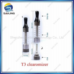 Good quality of Kanger T3/A3+ Clearomizer with competitive price