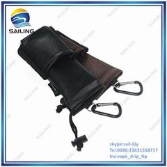MOD bag E-cig carrying bag leather case