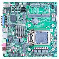 H61超薄高清工控主板