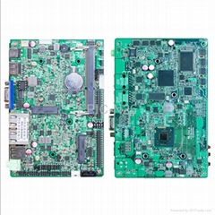 3.5寸N2600/N2800嵌入式主板