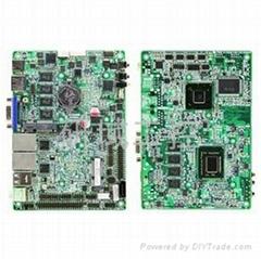 3.5寸主板  1037U嵌入式主板