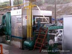 Semi Automatic Egg Tray Production Line