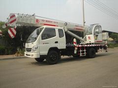 8Tons Truck Crane