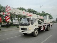 12Tons  Truck  Crane