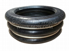 S-400-3R YOKOHAMA rubber air spring punching machine