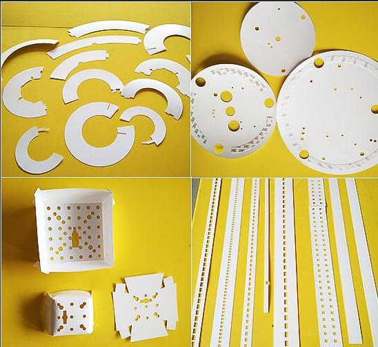 Specializing in the production of lamps and lanterns reflectors  3
