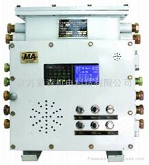 矿用带式输送机保护装置控制箱