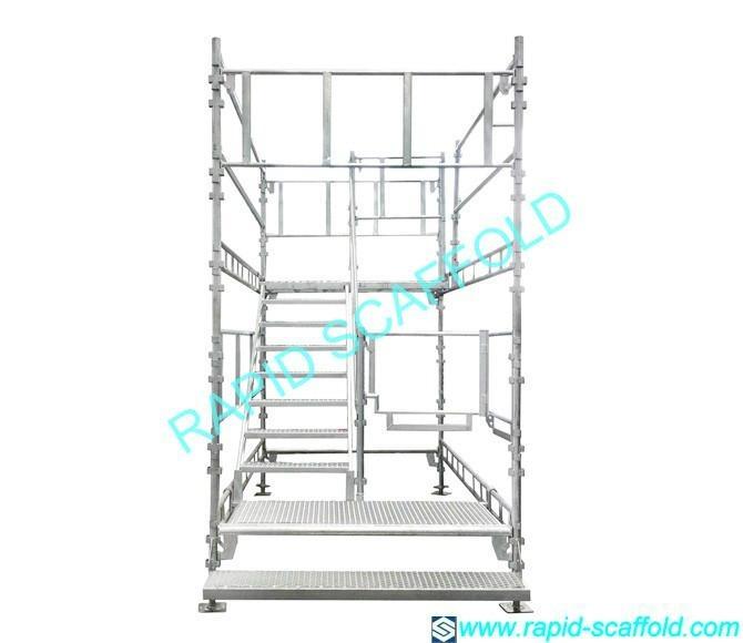 Haky scaffold 1