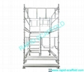 Haky scaffold