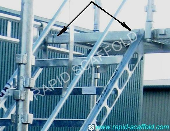 Haky scaffold 2