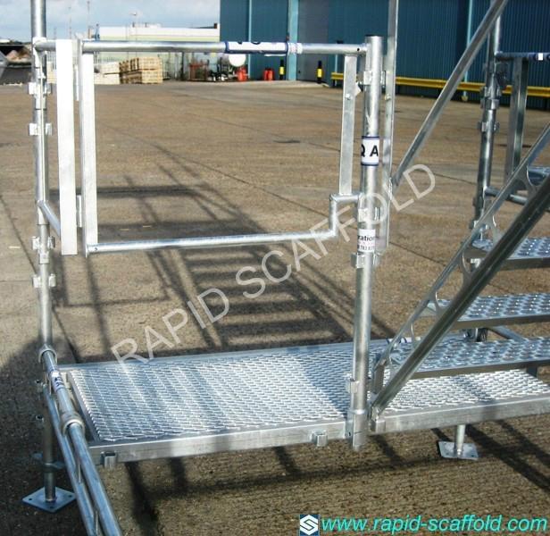 Haky scaffold 5