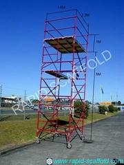 frame tower