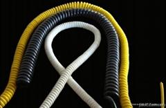 移动照明车螺旋电缆