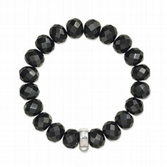 Thomas Sabo Black Obsidian Bracelet wholesale