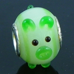 pandora glass beads wholesale