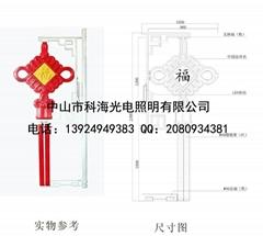 湖南长沙LED中国结厂家供应