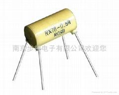低阻四引线精密线绕电阻器RX76